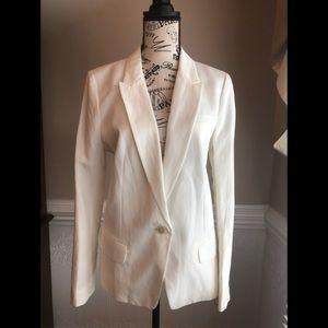 Loft White Blazer NWT Size Medium